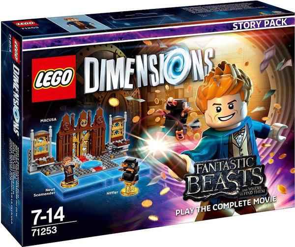 Warner Bros. LEGO Dimensions: Story Pack