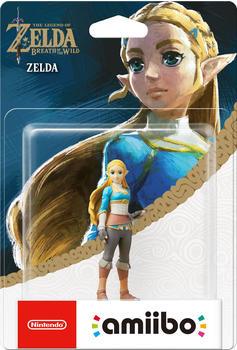 Nintendo amiibo Zelda (Breath of the Wild) (The Legend of Zelda Collection)