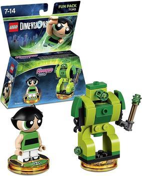 LEGO Dimensions: Spaß Pack - Powerpuff Girls