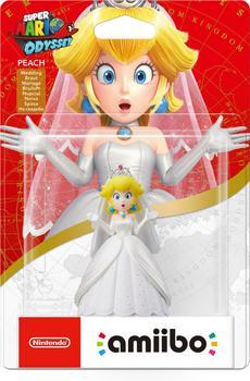 Nintendo amiibo Peach (Super Mario Odyssey) (Super Mario Collection)