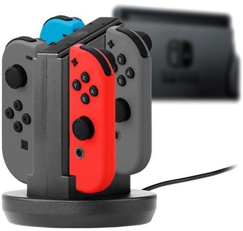 Snakebyte Nintendo Switch Four:Charge