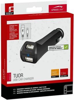 Speedlink TUOR USB Car Charger