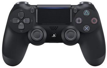 Sony DualShock 4 (2016) (jet black)
