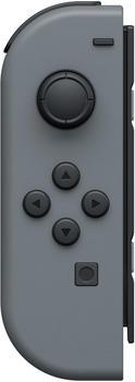 Nintendo Switch Joy-Con grau links