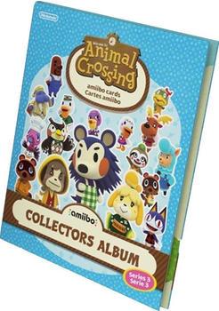 Nintendo amiibo: Animal Crossing Karten Sammelalbum - Serie 3 + 3 Karten