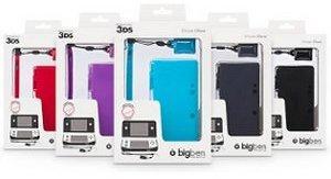 Bigben 3DS Silikon Glove