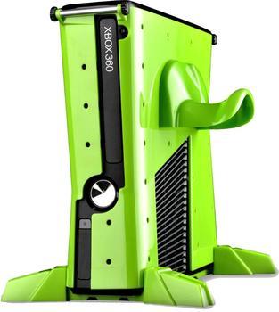 Calibur11 Xbox 360 Base Model Vault grün
