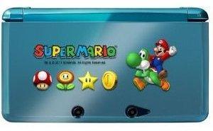 Hori 3DS Super Mario Protector Schutzhülle & Skin Set