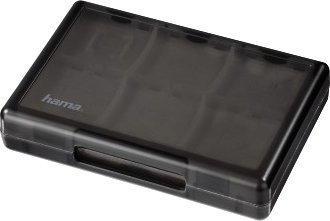 Hama PS Vita Game Case 30+2 (schwarz)