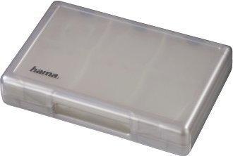 Hama PS Vita Game Case 30+2 (silber)