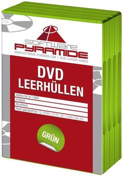 Software Pyramide DVD Leerhüllen
