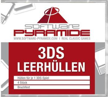 Software Pyramide 3DS Leerhüllen