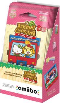 Nintendo amiibo Karten - Animal Crossing: New Leaf + Sanrio