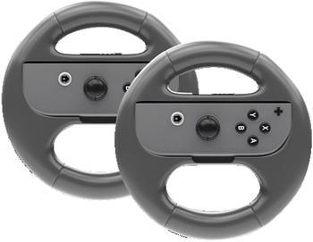 Piranha Nintendo Switch Duo Wheel Pack
