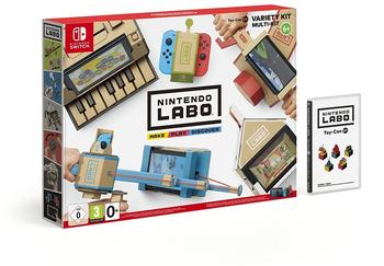 Nintendo Labo - Toy-Con 01 - Multi-Kit