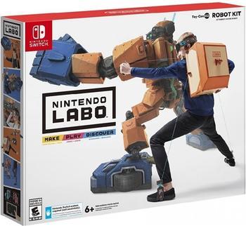 Nintendo Labo - Toy-Con 02 - Robot Kit