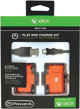 PowerA Xbox One Play and Charge Kit