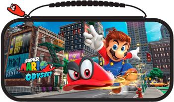 RDS Nintendo Switch Game Traveler Deluxe Travel Case Super Mario Odyssey