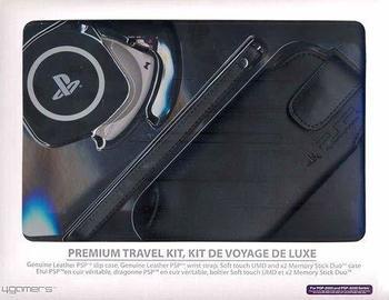 4Gamers PSP Premium Travel Kit