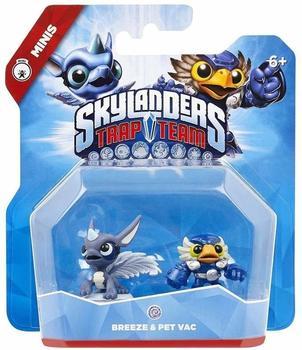 Activision Skylanders: Trap Team - Breeze + Pet Vac