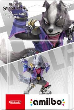 Nintendo amiibo Wolf (Super Smash Bros. Collection)