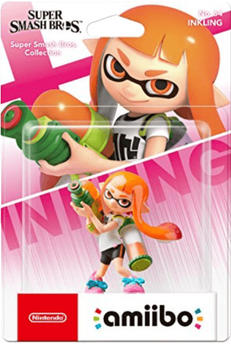 Nintendo amiibo Inkling (Super Smash Bros. Collection)