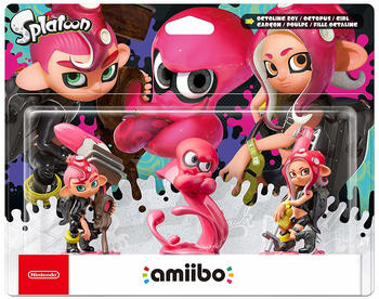 Nintendo amiibo Oktoling (Splatoon Collection)