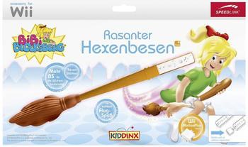 Speedlink Wii Bibi Blocksberg - Rasanter Hexenbesen