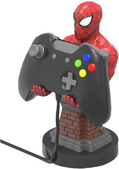 Exquisite Gaming Cable Guys - Marvel Spider-Man - Spider-Man - Phone & Controller Holder