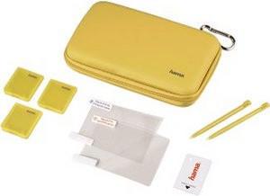 Hama NDSi XL Starter-Set, Gelb