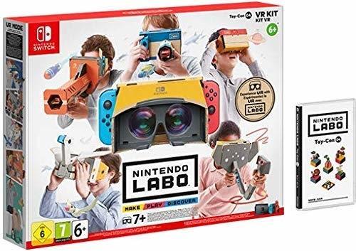 Nintendo Labo - Toy-Con 04 - VR-Kit