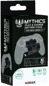 Konix Mythicy Xbox Series X Play & Charge Akku Pack