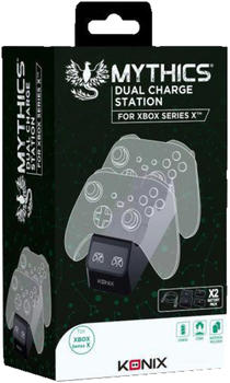 Konix Mythics Xbox Series X Dual Charge Station