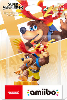Nintendo amiibo Banjo & Kazooie (Super Smash Bros. Collection)