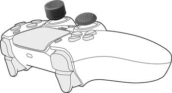 Speedlink PS5/PS4/Xbox Series X S STIX Pro Controller Cap Set