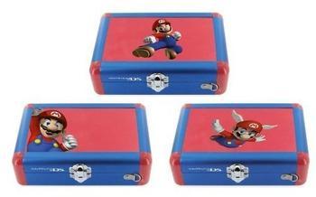 Bigben Interactive DS/DS Lite Aluminium Case Mario
