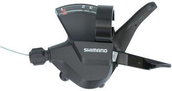 Shimano SL-M315 Schalthebel Rapidfire Plus 3-fach links black