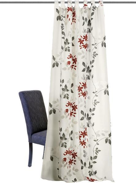 Home Fashion Schlaufenschal Ranke 140x245cm