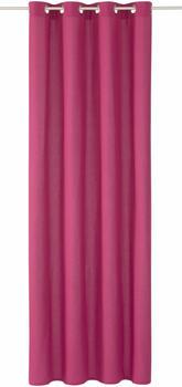 Tom Tailor Dove mit Ösen 245x140cm pink