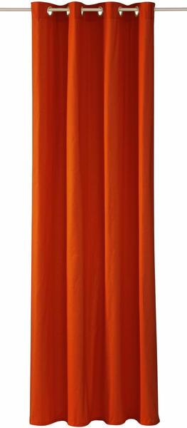 Tom Tailor Vorhang T-Dove mit Ösen 250x140cm terra