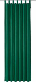 Tom Tailor Vorhang T-Dove mit Schlaufen 250x140cm tannengrün