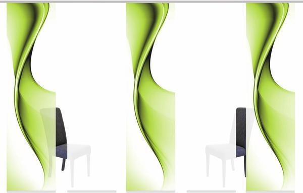 Home Wohnideen Easton 60x245cm 5er apfelgrün