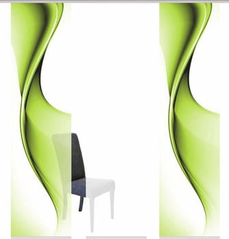 Home Wohnideen Easton 60x245cm 3er apfelgrün