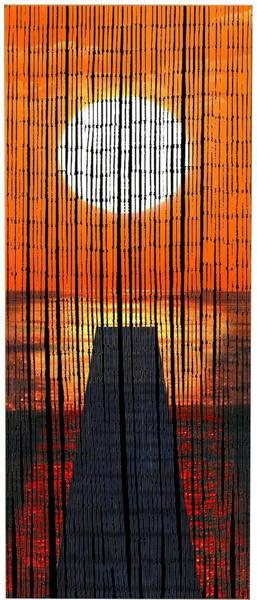 Wenko Sonnenuntergang 90x200cm