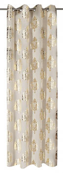 Neusser Collection Ornament 135x245cm creme-gold