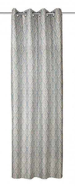 Neusser Collection Blätter 135x245cm blau