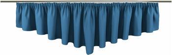 VHG Gerti Spitze 450x40cm blau