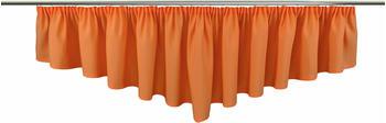 VHG Gerti Spitze 450x40cm orange