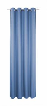 Wirth Sunbone mit Ösen 132x145cm dunkelblau