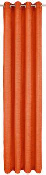 Wirth Trondheim Ösenschal 174x225cm orange